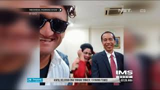Cicipi Es Doger Hingga Naik Ojek Online Jadi Kegiatan Casey Neistat di Jakarta