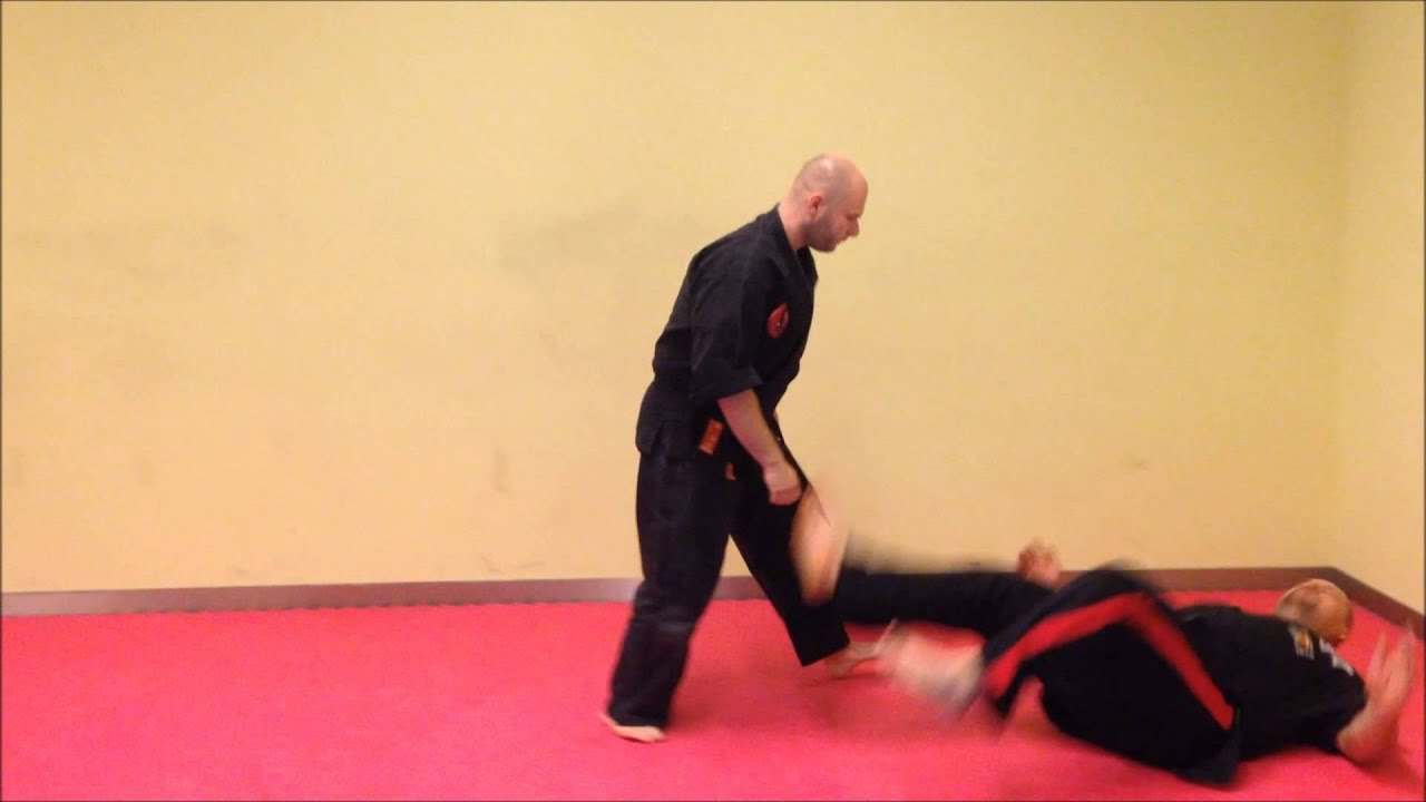 Kyusho Jitsu: Effekte am menschlichen Körper - YouTube
