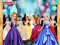 Anna And Elsa Arendelle Ball - Disney Frozen Princess Games for Kids