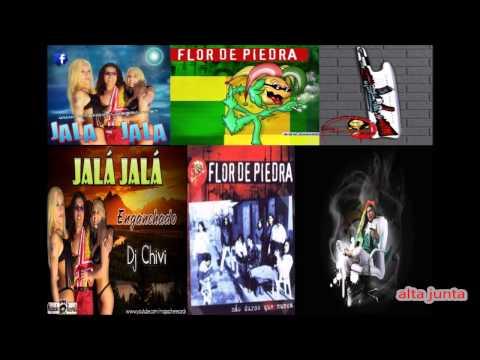 Flor DE Piedra , Jala Jala , Damas Gratis   Megamix° °