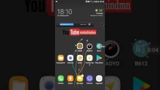 Yeni Android Telefonlarda Klasör Oluşturma