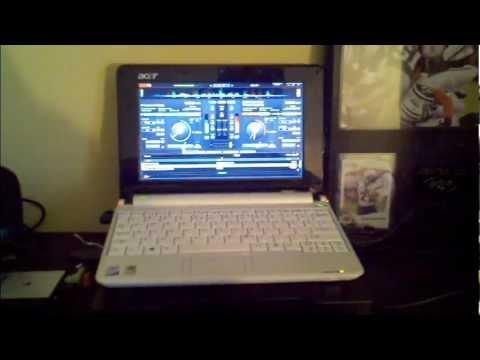 Hercules mp3 e2 $10 DJ Soundcard Setup