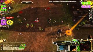 Blood Bowl PC Gameplay Elves vs Goblins Part 3 of 4