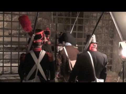 Making of los ltimos d as del general lvarez de castro for Alvarez de castro