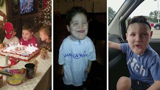 Boy Left Unable To Breathe Due To Incurable Disease