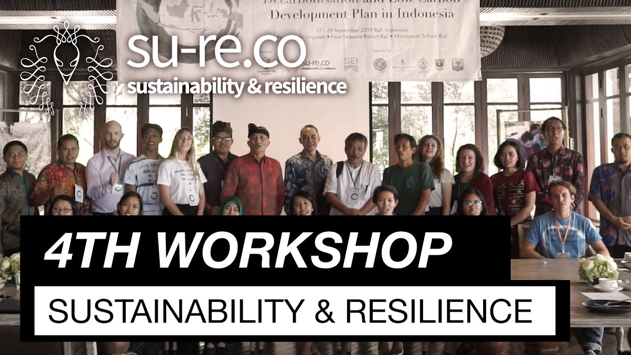 4TH WORKSHOP | Decarbonisation and Low Carbon Development Plan in Indonesia