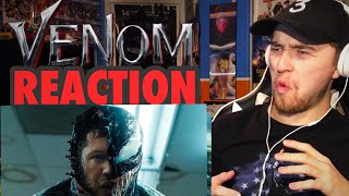 VENOM Official Trailer 2 Reaction & Review (Venom 2018)