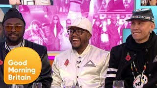 Will.i.am Has An Unlikely Friendship With Joanna Lumley | Good Morning Britain
