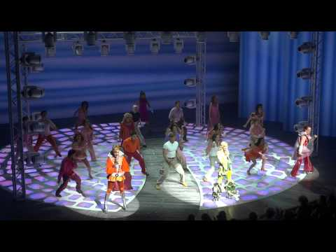 MAMMA MIA! celebrated 10 spectacular years on Broadway