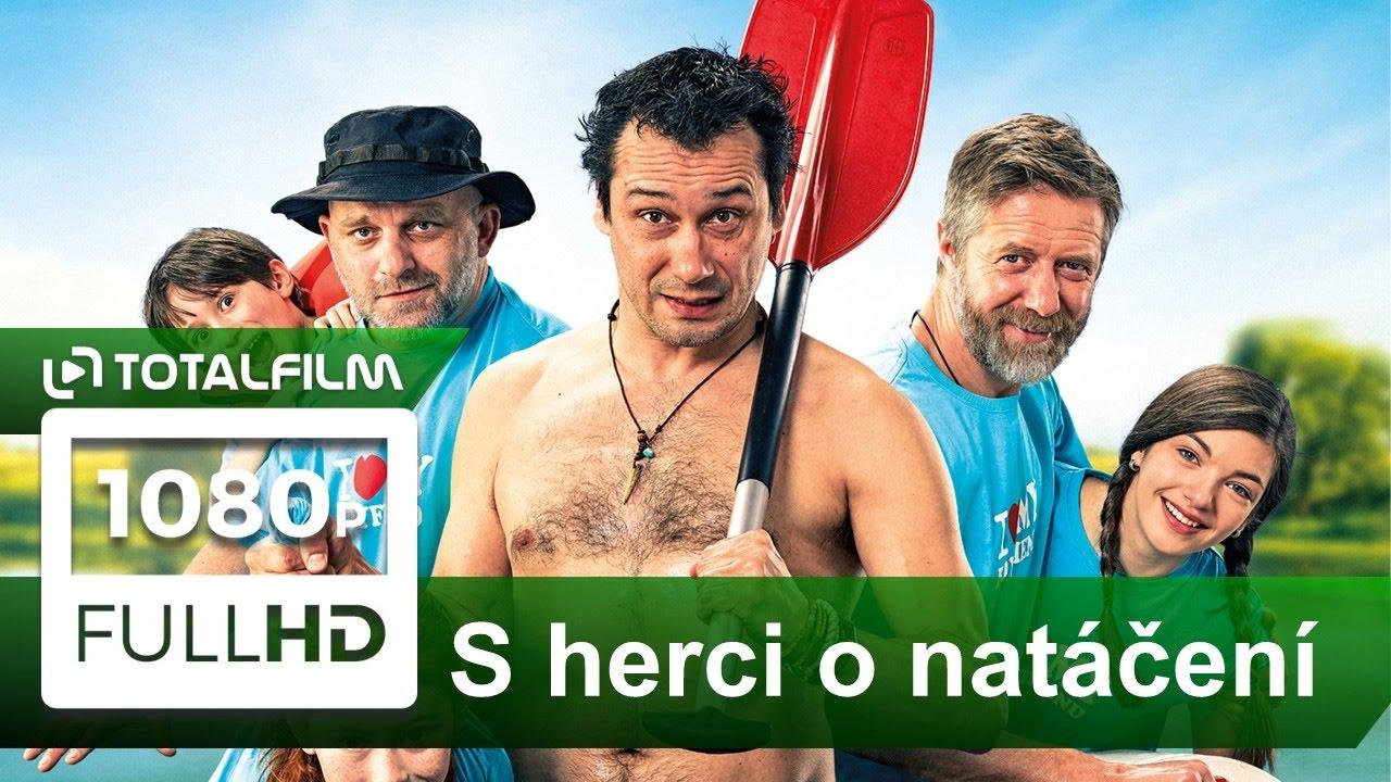 Špunti na vodě (2017) S Vilhelmovou, Langmajerem a Polívkovou o filmu