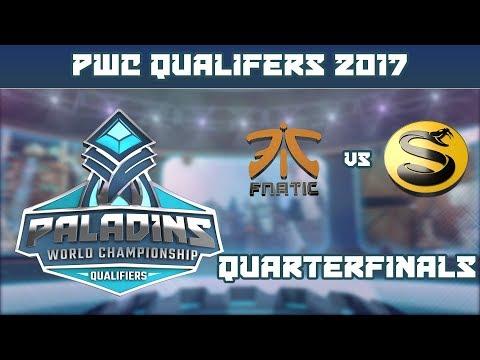 PWC Qualifiers: Quarterfinals - FNATIC vs. Splyce