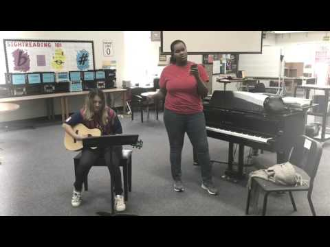 Manasseh Sings: I Will Trust in You