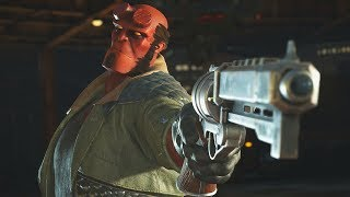 Injustice 2: Hellboy Vs All Characters | All Intro/Interaction Dialogues \u0026 Clash Quotes