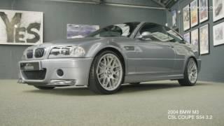 BMW M3 CSL - HEXAGON MODERN CLASSICS