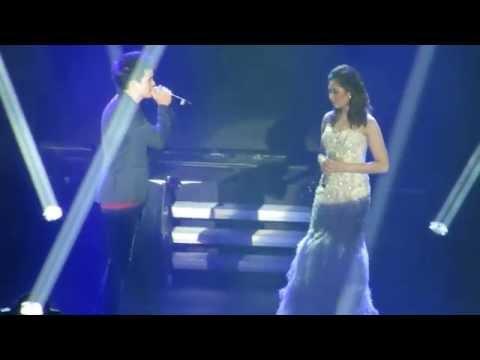 Sarah Geronimo & James Reid Duet - It Will Rain/When I Was Your Man (Abu Dhabi Concert)