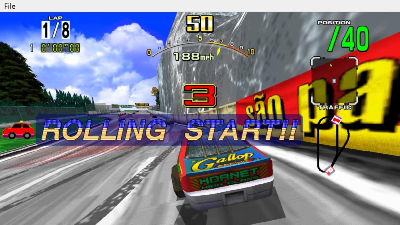 Ringwide Emulator TeknoParrot 0 3 Sega Racing Classic WIN10