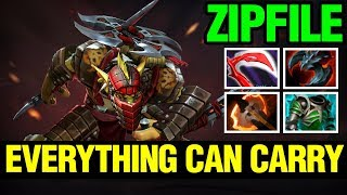 Everything Can Carry With a Good Player - Zipfile - Dota 2 Plus - Dota 2