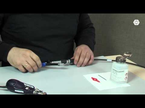 Cleaning of QODC12 Plug
