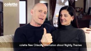 colette - New Orleans info / Nightly Themes