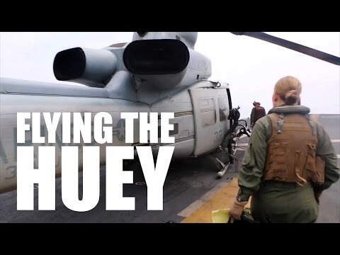 Welcome to the MEU | Flying the Huey