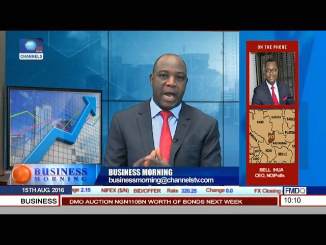 Business Morning: Focus On Nigeria's Economy