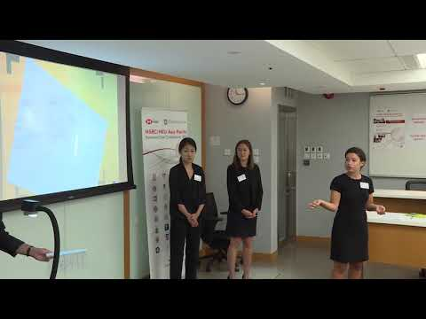 2018 Round 2 -  McGill University - HSBC/HKU Asia Pacific Business Case Competition