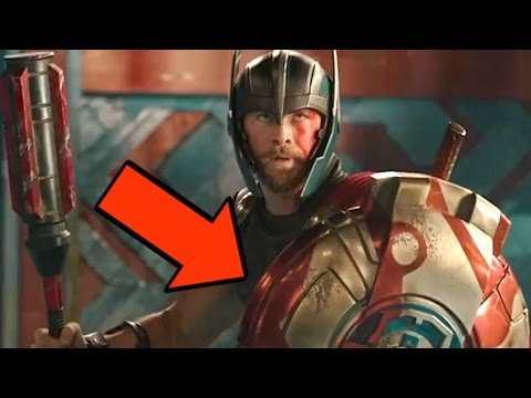 Thumbnail: THOR RAGNAROK Trailer Breakdown - Easter Eggs & Predictions (Hulk & Infinity Stones EXPLAINED!)