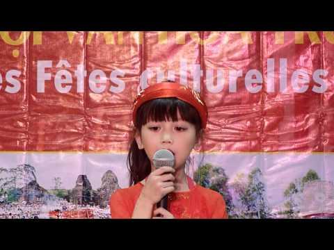 TX090612 6èb  Camille hát bà Còng đi chợ trời mưa