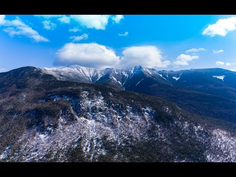 New Hampshire and its Majesty- 4K via Drone