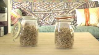 Granola Recipe, How-to, Cooking Tips : Tamra Davis ...