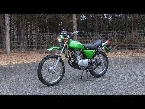 Honda Collection Hall 収蔵車両走行ビデオ BENLY SL90 DELUXE(1972年)
