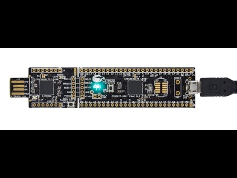 $10 Cypress PSoC ARM Cortex-M3 Programmable System-on-Chip
