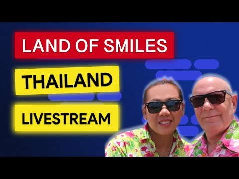 Thailand Livestream with Mem and Simon and Guests Maybe