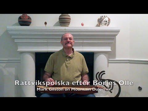 Polska from Rättvik after Börjes Olle