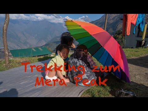 Khumbu Himal, Mera Peak, 6461 m Nepals schönster Aussichts-Sechstausender