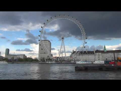 Westminster Pier to Embankment Walk May 2016