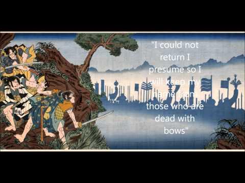 Death Seppuku Poems