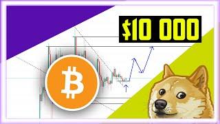 ПРОГНОЗ: БИТКОИН ↗ $10000 | Биткоин Прогноз Заработок | Bitcoin Крипто Новости BTC эфир eth альткоин