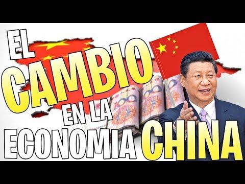 CHINA, NUEVO MODELO ECONÓMICO