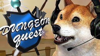 "Roblox ⚔️NEW MAP!⚔️ Dungeon Quest 🐺!working to lvl 96 !🦊!"" 🐾🐕lire la description!🐕🐾"""