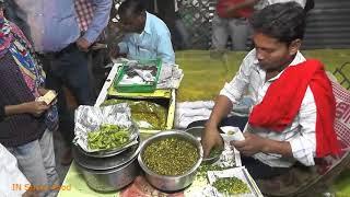 Budhicha Chivda | Tasty and Crispy Snack | Yavatmal Maharashtra India | IN Street Food