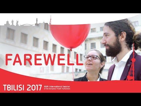 Farewell | Tbilisi Media Team