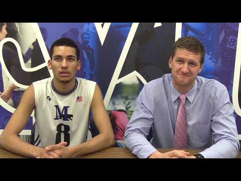 MVB: Postgame Press Conference: Men's Volleyball vs. Illinois Tech 2-14-18