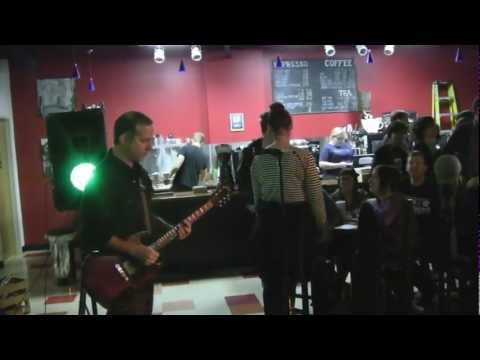 Gino without the Goons @ Mojo Books and Music, Tampa 11/24/12