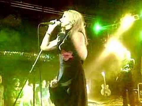 Delerium feat. Kristy Thirsk - Self-Saboteur (live @ Prague)