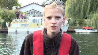 """Lara Stone appeal for """"Text A Fiver"""" 