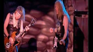 Iron Maiden - The Reincarnation Of Benjamin Breeg (Download 2007 TV Broadcast)