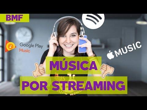 Música en streaming - Lo bueno, lo malo y lo feo con @Dany_kino
