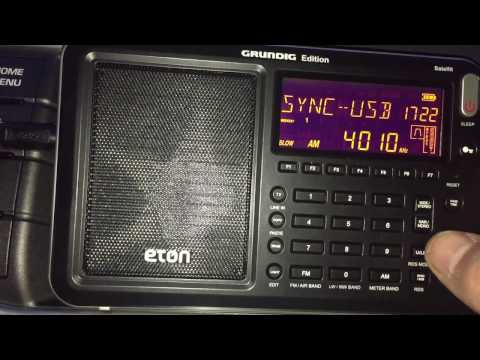 Eton Satellit vs Sony ICF-2001D: Test #1 KYRGYZ Radio 1 4010