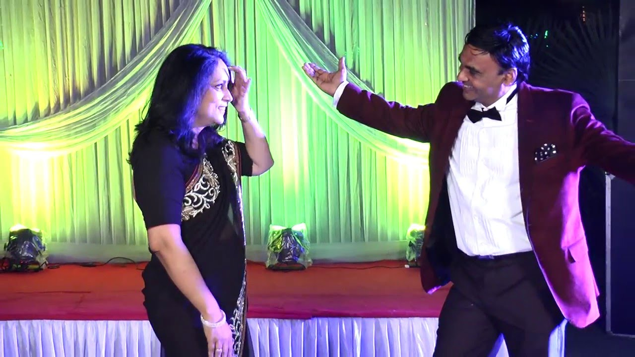 Vibhu n bani silver marriage anniversary dance youtube